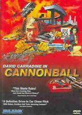 Cannonball / Fast Company DVD 1976 David Carradine 2 Disc Widescreen