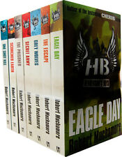 Robert Muchamore Hendersons Boys 7 Books Collection Pack Set The Escape New PB