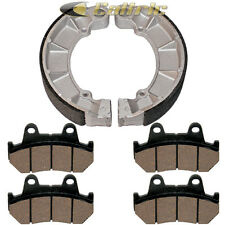 Front And Rear Brake Pads Shoes for Honda VT800C Vt 800C Shadow 800 1988