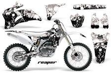 AMR RACING OFF ROAD MOTORCROSS GRAPHIC MX KIT YAMAHA YZ 250/450 F 06-09 REAPER W