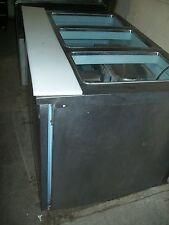 Delfield Sandwich Prep Table Model 4248 18 Night Lid Shelves 900 Items E Bay