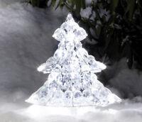LED-Tannenbaum   Höhe 62 cm Beleuchtete Figuren Dekoration