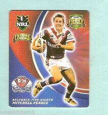 2008  RUGBY LEAGUE  TAZO  #16 MITCHELL PEARCE,  SYDNEY ROOSTERS