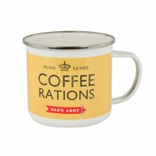 Dad's Army Coffee Rations Tin Mug