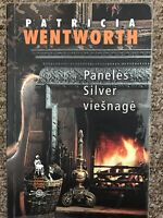 Paneles Silver Viesnage Patricia Wentworth lithuanian book lietuviskos knygos