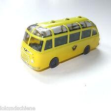 Kässbohrer Setra  S 6  Post-Bus    Bayern Modell   1:87 ..#3399