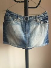 Denim Short/Mini Regular Size Skirts for Women NEXT