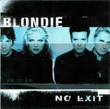 Blondie - No Exit - 1999 CD Album