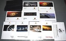 2003 Porsche Turbo 996 911 Owners Manual (w/Radio Manual) - SET!!!!