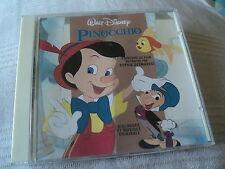 """CD """"PINOCCHIO de Disney"""" L'histoire du film racontee par Sophie DESMAREST"""