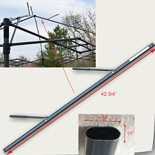 Quik Shade Summit Serirs 10 x 10 PEAK TRUSS Bar W/ Vents Support Assembly Parts