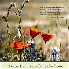 Mcnally, Francia : Peace: Hymns & Songs for Piano CD***NEW***