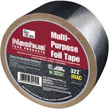 Nashua  1.89 in. W x 9.8 yd. L Foil Tape  Silver