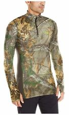 Under Armour ColdGear Infrared Armour Scent Control - 1/4 Zip Realtree Ap - S