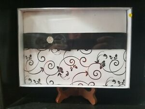 Black And White Guest Book By Lillian Rose, Bridal Guest Book, Wedding, Bridal