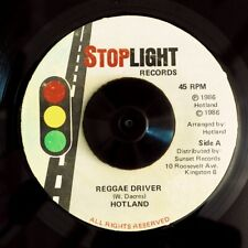 Hotland - Reggae Driver / Version