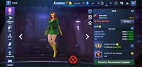 Marvel Future Fight VIP 15 High ABX Score Account with 13 T3(Jean fully loaded)
