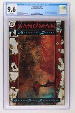 Sandman #4 - DC/Vertigo 1989 CGC 9.6 1st App of Lucifer Morningstar!