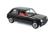 Renault 5 Alpine 1976 schwarz 1:18 Norev 185114 neu & OVP