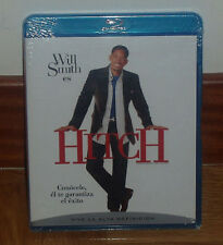 HITCH BLU-RAY PRECINTADO NUEVO WILL SMITH COMEDIA ROMANTICO (SIN ABRIR) R2