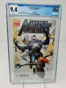 Secret Avengers #21 Khoi Pham 1:50 Venom Variant RARE! CGC 9.4 NM MARVEL 2012
