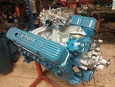 Mopar 440 Engine Assembly Hp Hyd Cam Iron Head Streetstrip 500hp Ready 2 Run