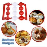 Scoop Plastic Meatball Maker Kitchen Tool Fish Meat Balls Cooking Useful Mold
