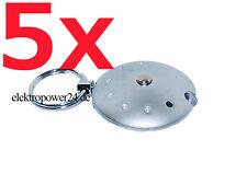 5x Led Lenser Space Lite Weißes Licht Schlüsselanhänger mit Leuchte UFO 7524