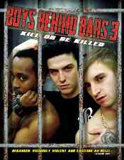 Boys Behind Bars 3 - HOT GAY PRISON DRAMA! DVD
