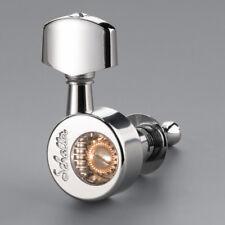 Machine Heads Schaller Da Vinci 6xleft 1 14 Chrome Tuners 10mm SC501942