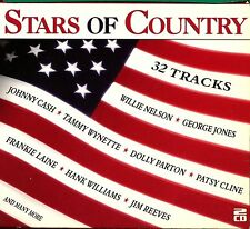 Stars Of Country Music - 2CD - MINT