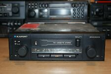 Blaupunkt Mannheim 24 Vintage 80s Cassette Car Stereo MP3 Mercedes VW BMW Rover