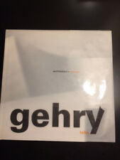 gehry talks. Rizzoli Hardcover. Like New