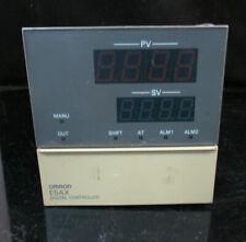 Omron E5AX-LA  Digital Temperature Controller
