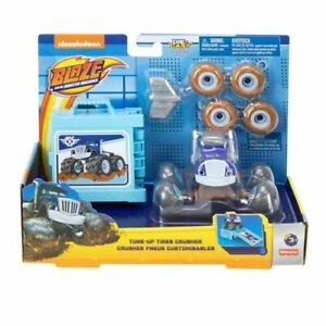 Blaze And The Monster Machines Tune Up Tires Crusher
