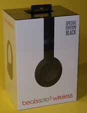 SOLO 3 Beats by Dr. Dre Solo3 Wireless Headband Headphones Special Edition Black