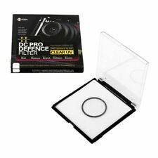 GGS DC Pro Defence 42mm Clear UV Filter FR Canon G10 G11 G12 Compact/shootcamera
