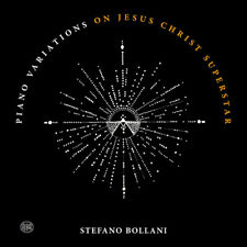 "Stefano Bollani : Piano Variations On Jesus Christ Superstar VINYL 12"" Album 2"
