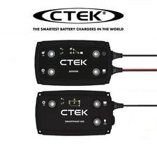 CTEK D250SA + SMARTPASS 120AMP 12V DC/DC BATTERY TO BATTERY CHARGER