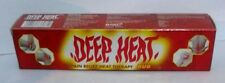 DEEP HEAT Rub Instant pain Aches relief heat therapy muscle stiffness 45g