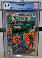 DC Comics Presents #26 (1980) CGC 9.6 - 1st Appearance Cyborg Raven Starfire DC
