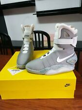 Nike air mag regreso al futuro