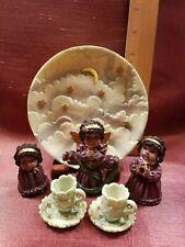 Angel Miniature Tea Set