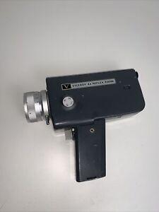 Vintage Viceroy Super 8 -  4 Reflex Zoom Camera - Untested