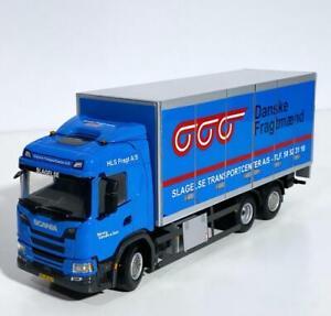 "Scania G normal CG17N 6x2 tag axle""HLS Fragt"" WSI truck models 01-3357"