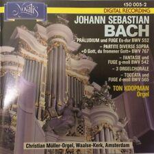 Bach: Works for Organ Ton Koopman