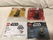 LEGO Star Wars Minifigures Scarif 40176 40298 DJ 40300 Han Mudtrooper Falcon