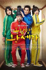 Rooftop Prince Korean DVD - Fantasy - Comedy - English & Chinese Subtitles