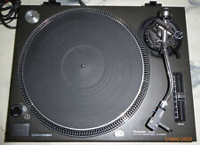 TECHNICS SL-1210 MKII; DIRECT DRIVE; PLATTENSPIELER; TURNTABLE; HAUBE (L60)
