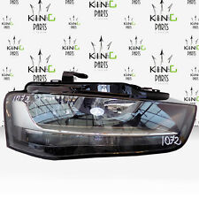 AUDI A4 8K (B8) FACELIFT 2012-2015 GENUINE HEADLIGHT RIGHT DRIVER SIDE (1072)